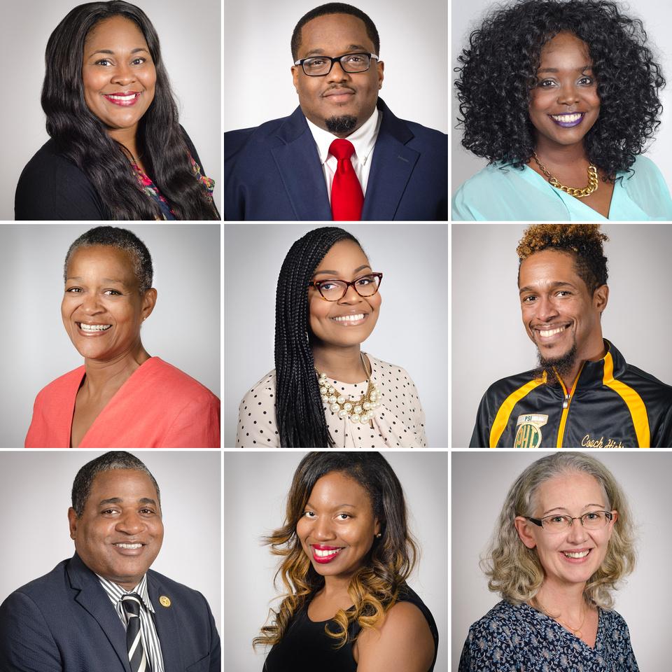 Atlanta Public Schools Teacher Headshots
