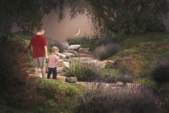 Childrens Garden Art Ideas For Toddlers